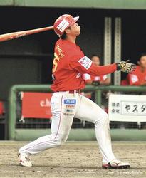 BCリーグ福島・高橋祥がサヨナラ弾 「赤ゴジラ」3連勝導く