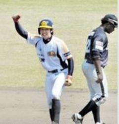 福井投打に隙なく快勝、滋賀に7―2 野球BCリーグ