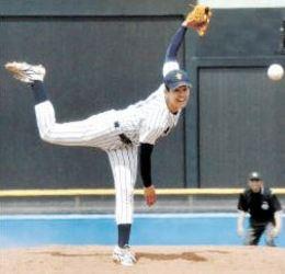 大学野球 全日本選手権 立大の手塚、幸せ実感