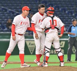 大学野球 全日本選手権 富士大、8強ならず