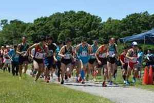 リレーマラソン 230人参加、たすきつなぐ 栃木