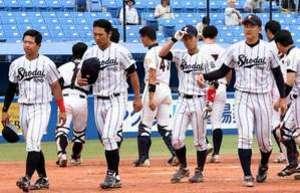 大学野球 全日本選手権 岡山商大、2回戦敗退