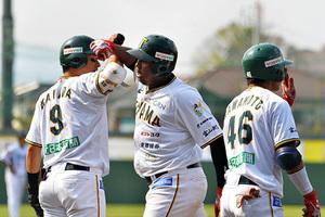 富山19安打大勝、群馬に16-5 野球BCリーグ