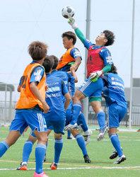FC今治、4連勝へ強豪に挑戦 きょう10日仙台戦
