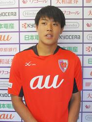 J2京都・岩崎、経験糧にゴール狙う U20W杯から帰還