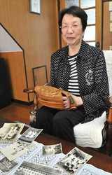 公式戦、半世紀ぶり「登板」 女子硬式野球元選手の阿部さん