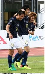 J3鹿児島連勝 福島に2-1