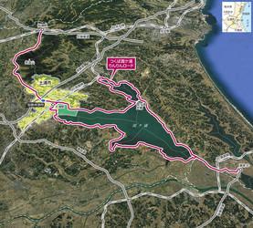 茨城県、サイクリング道路整備へ 筑波山麓や霞ケ浦湖岸