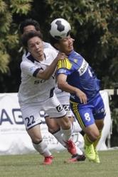 JFL・FC今治、連勝止まる ソニー仙台に1―1