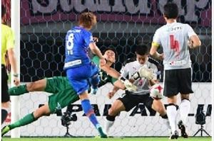 J2熊本、長崎に敗れる