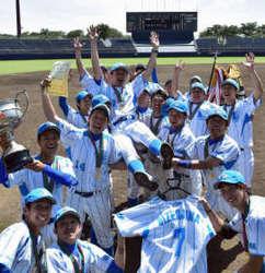 軟式野球 群馬県実業大会 Aクラスはサンデンが頂点