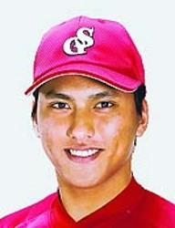 BCリーグ 信濃の高井、初の月間MVP