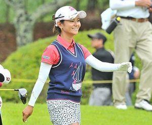 ゴルフ 感謝、笑顔、美技、涙「藍フィーバーの4日間」サントリーレディス