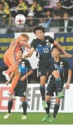 サッカー U-16の国際大会、仙台で開幕 日本は初戦黒星