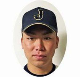大学野球 内海(徳島商高出)日本代表入り