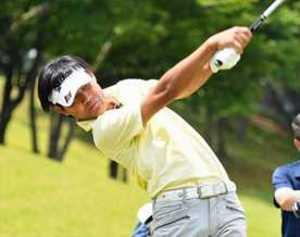 栃木県プロゴルフ選手権、平井2度目の王座