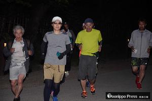 フルマラソンに挑戦、弘前で初心者教室