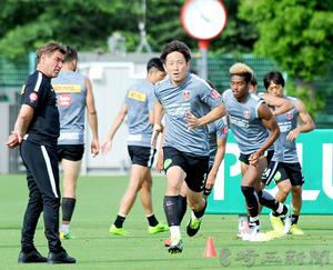 J1浦和、V戦線へ勝ち点3必須 18日磐田戦