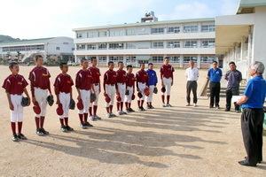 離島の中学スポーツ事情 団体スポーツの部活動