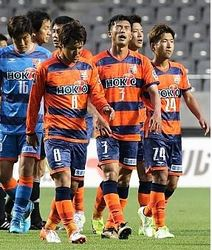 J3長野、ホームで1-1ドロー