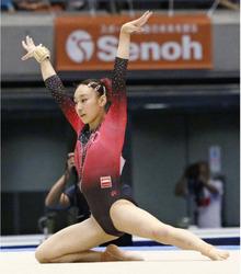 体操 世界選手権選考会、24日開幕 山梨の梶田、代表入りに挑む