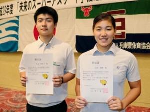 東京五輪パラ 未来のスーパーアスリート 兵庫の62人強化指定