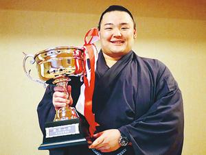 故郷呉羽で「朝乃山杯」 7月に少年相撲大会