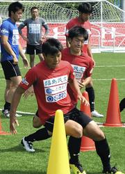 田村監督「耐えること大事」 いわきFC、21日札幌戦