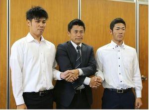 社会人野球 都市対抗 伏木海陸運送の補強選手にバイタルから桜吉、大川