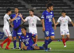 J2岐阜 初戦快勝 徳島に3-0