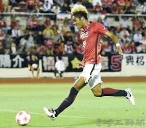 J1浦和 盛岡に3-2 オナイウ決勝弾