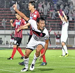 いわきFC、J1・札幌『撃破』 天皇杯・2回戦、延長5-2