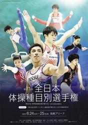 体操 24日から高崎で種目別選手権 「世界の技」を間近に