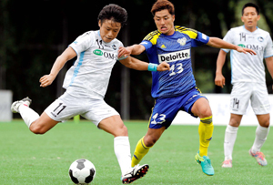 JFL・FC今治、第1S6位 FC大阪に0―2