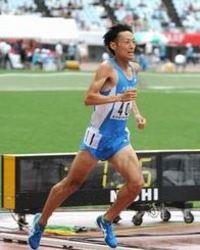 松本(大塚製薬)3千障害で2位 陸上日本選手権