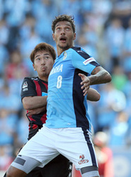 J1札幌 元磐田FWジェイ獲得へ J1昨季14得点