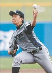 社会人野球 都市対抗 日本製紙石巻の左腕、塚本峻大