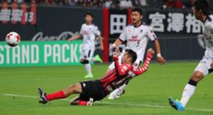 J1札幌 ホームでC大阪に敗れる ルヴァン杯