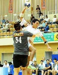 ハンドボール 日本男子、開幕2連勝 花巻で東アジアU-22