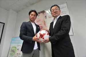 サッカー 困窮家庭にも夢を 栃木の元主将が無料スクール