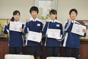 ダブルダッチ 世界大会へ 香芝のチーム「ブランチ」