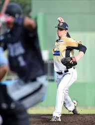 野球BCリーグ栃木、連勝 滋賀に5-1