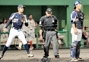 野球BCリーグ福井、先発岩本が乱調  信濃に3―6