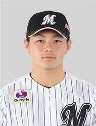 ロッテ成田翔、フレッシュ球宴出場へ 「全力で抑えにいく」