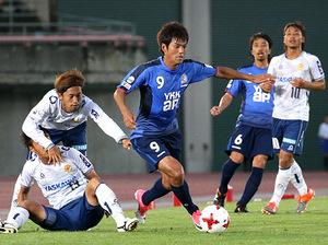 J3富山、ホーム5連勝 北九州に2ー1