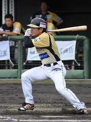 野球BCリーグ栃木、初の3連勝 福島に5-1