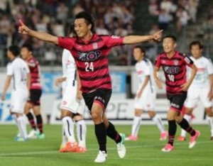J2岡山、ホームで水戸に完勝 3―0、3戦ぶり白星飾る
