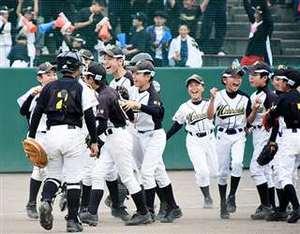 西仙北が牛島を下し初優勝 全日本学童野球秋田県大会