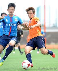 J1大宮がJ3秋田と練習試合、4-0快勝