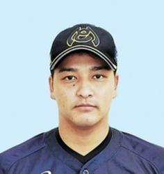 野球BCリーグ前期MVP投手、福井の浜田俊之